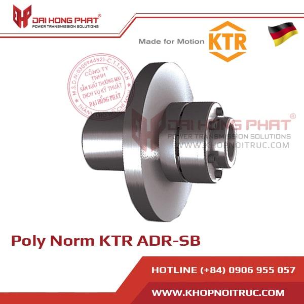 KHỚP NỐI TRỤC KTR POLY NORM ADR-SB