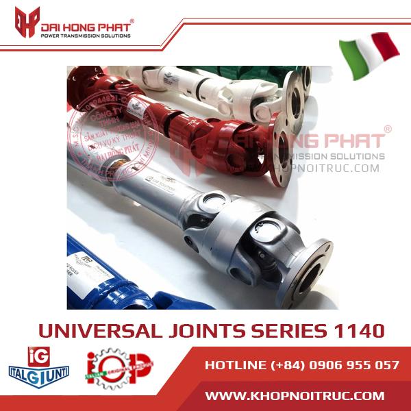 KHỚP NỐI TRỤC CARDAN SIZE 1140 ITALGIUNTI ITALY