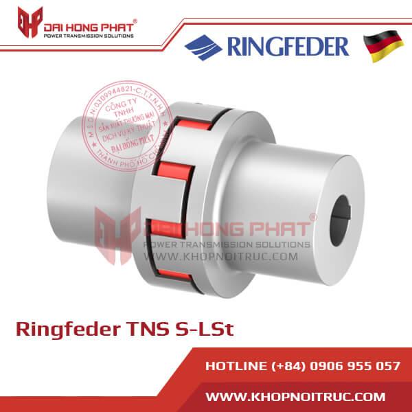 KHỚP NỐI TRỤC RINGFEDER TNS S-LST