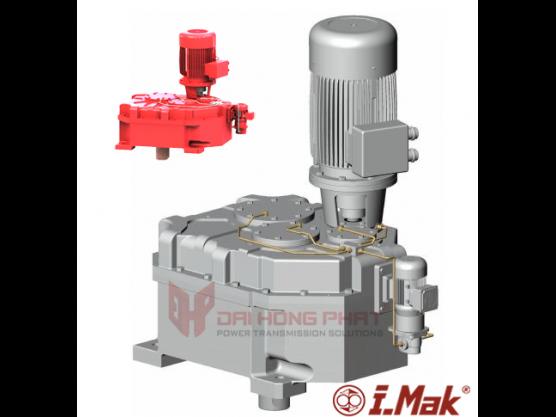 Động cơ giảm tốc cho khuấy Imak 4DS Series