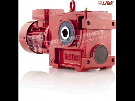 Động cơ trục vít bánh vít I.Mak IRSD Series