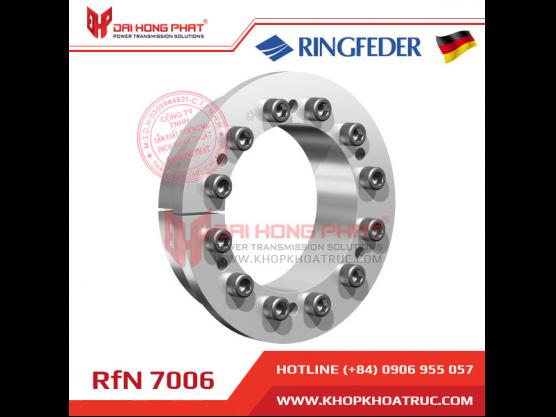 Thiết Bị Khoá Trục Côn Ringfeder RfN 7006