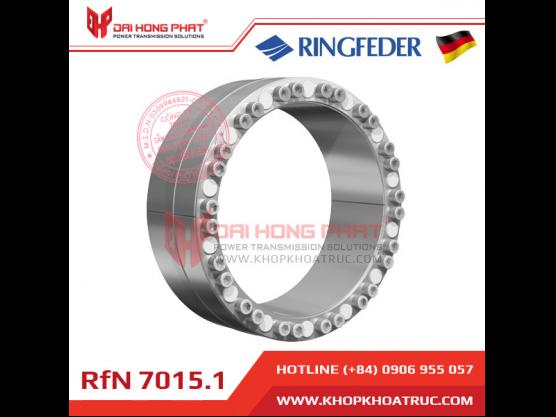 Khớp khóa trục Ringfeder RfN 7015.1 dùng cho pulleys băng tải