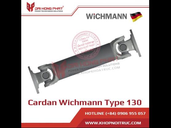 Khớp Nối Trục Cardan Wichmann Type 130