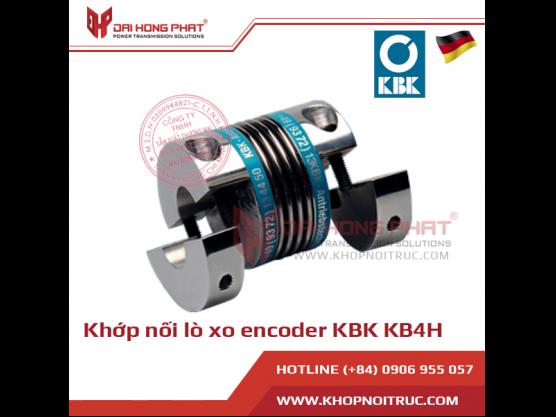 Khớp nối lò xo encoder KBK KB4H