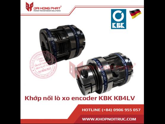 Khớp nối lò xo encoder KBK KB4LV