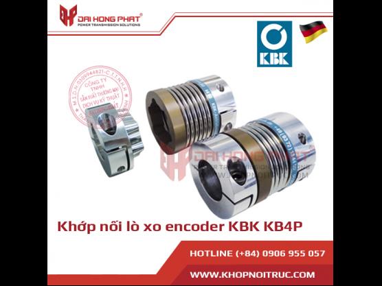 Khớp nối lò xo encoder KBK KB4P