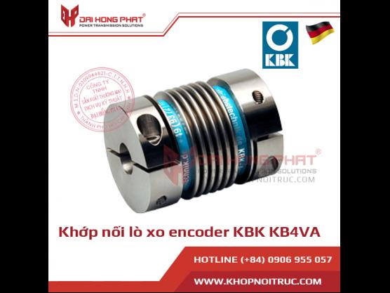 Khớp nối lò xo encoder KBK KB4VA