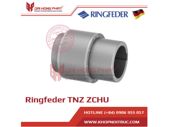Khớp nối răng Ringfeder TNZ ZCHU