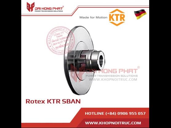 Khớp nối trục KTR Rotex SBAN