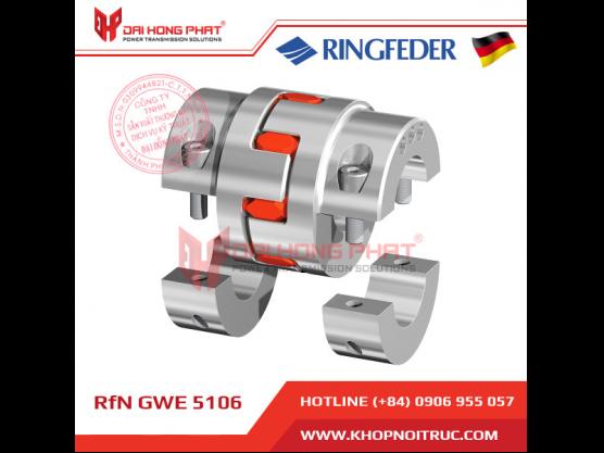 Khớp nối động cơ Servo Ringfeder GWE 5106