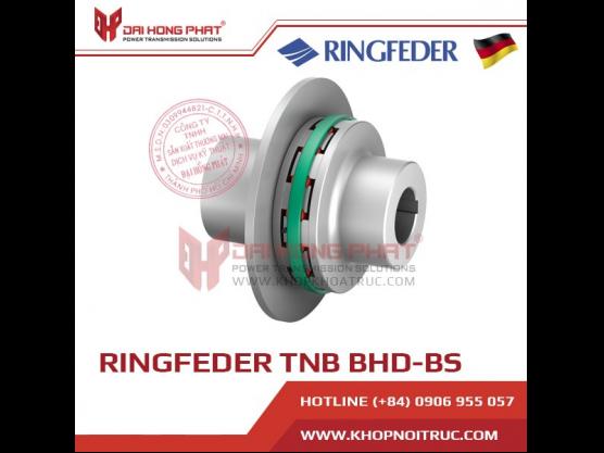 Khớp nối trục Ringfeder TNB BHD-BS