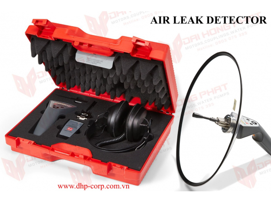 Hilger u.KernLeak Detector for Compressed Air and pneumatic Systems