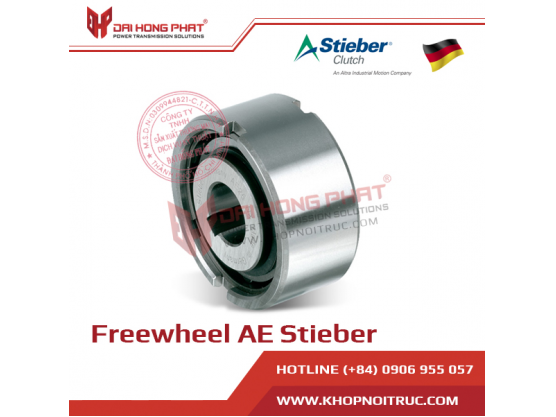 Built In Freewheel Stieber AE