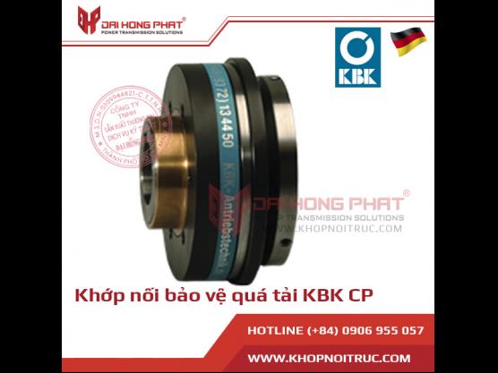 Khớp nối bảo vệ quá tải KBK CP