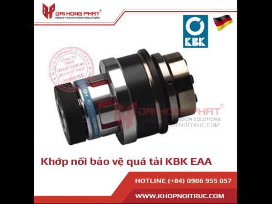 Khớp nối bảo vệ quá tải KBK EAA