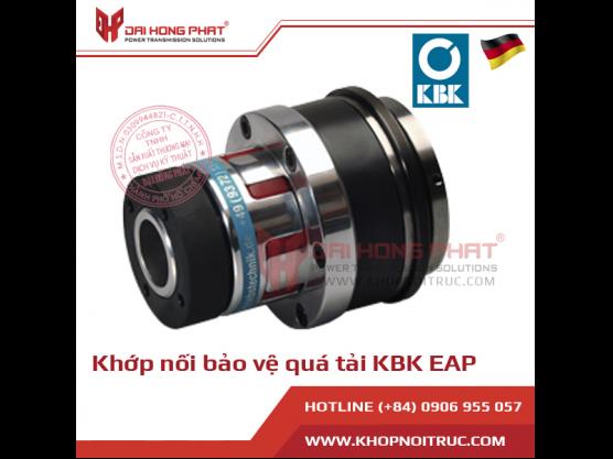 Khớp nối bảo vệ quá tải KBK EAP