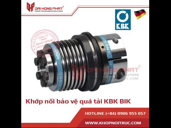 Khớp nối bảo vệ quá tải KBK BIK