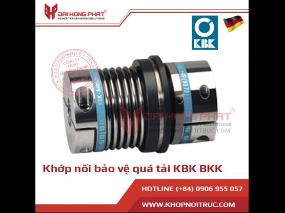 Khớp nối bảo vệ quá tải KBK/BKK dùng cho encoder