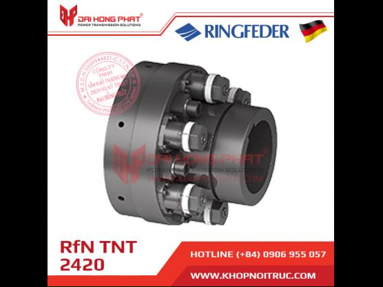 khớp nối bảo vệ quá tải Ringfeder TNT 2420