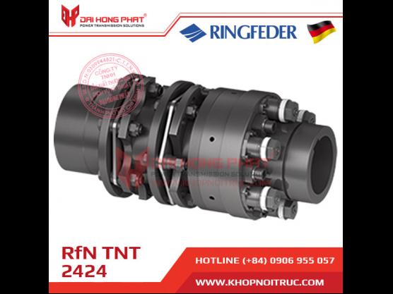 Khớp nối bảo vệ quá tải Ringfeder TNT 2424