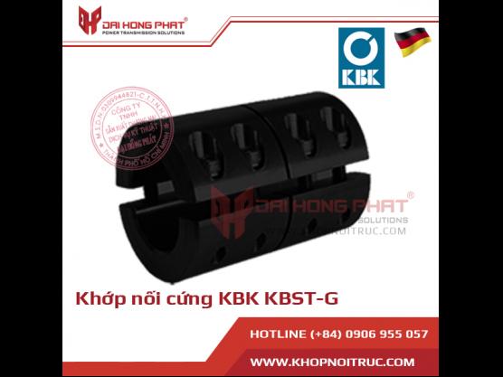 Khớp nối cứng KBK KBST-G