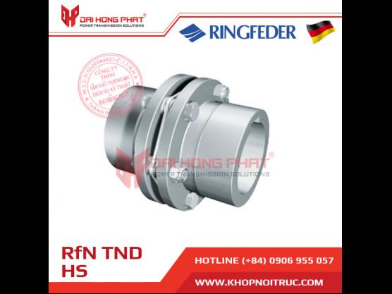 Khớp nối đĩa đàn hồi Ringfeder TND HS