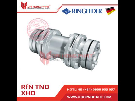 Khớp nối đĩa đàn hồi Ringfeder TND Series XHD