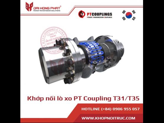 Khớp nối lò xo DHP T31 - Taper Grid Couplings