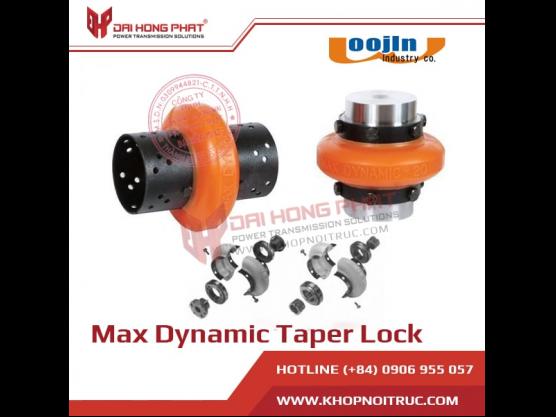 Khớp nối trục Max Dynamic với Taper-Lock