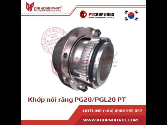 Khớp nối răng PT Coupling DHP-PG20/PGL20