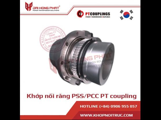Khớp nối răng PT Coupling DHP-PSS/PCC