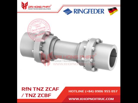 Khớp nối răng Ringfeder TNZ  ZCAF / ZCBF