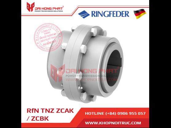 Khớp nối răng Ringfeder TNZ ZCAK / ZCBK