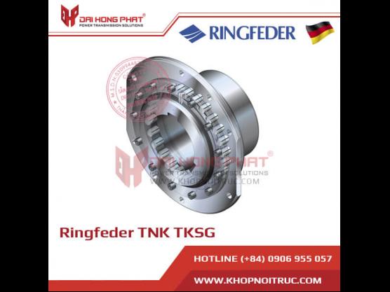 Khớp nối tang trống cuốn cáp Ringfeder TNK TKSG