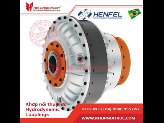 Khớp nối thủy lực Henfel HLE