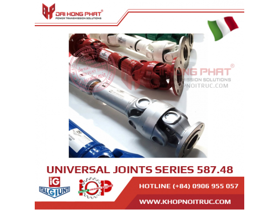 Khớp nối trục Cardan size 587.48 Italgiunti Italy