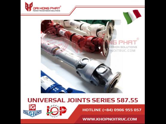 Khớp nối trục Cardan size 587.55 Italgiunti Italy