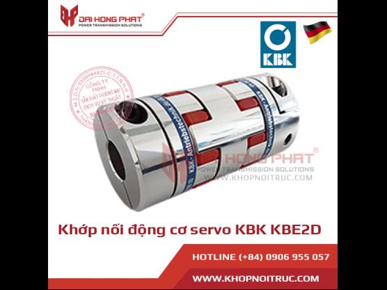 Khớp nối động cơ Servo KBK KBE2D