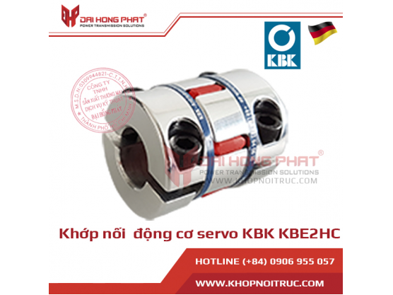Khớp nối động cơ Servo KBK KBE2HC
