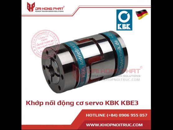 Khớp nối động cơ Servo KBK KBE3