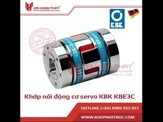 Khớp nối động cơ Servo KBK KBE3C