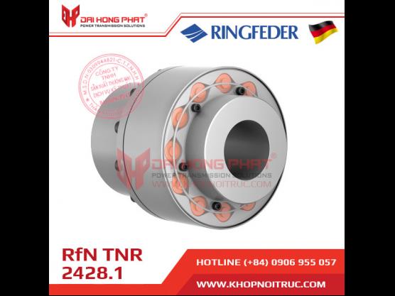 Khớp nối trục Ringfeder TNR 2428.1 - dễ dàng lắp…