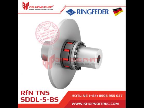 Khớp nối Ringfeder TNS SDDL-5-BS