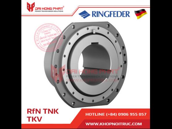 Khớp nối tang trống cuốn cáp Ringfeder TNK TKV