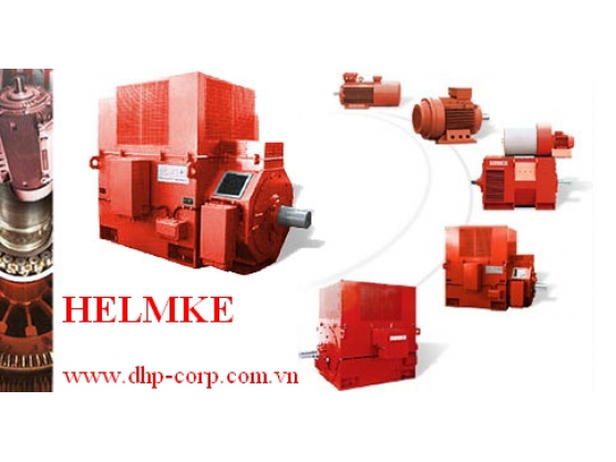 Động cơ điện trung thế Helmke loại DKK/DWK