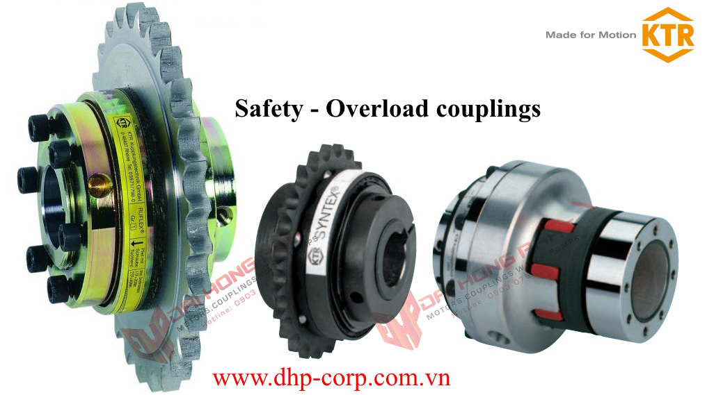 Syntex Coupling Ktr Coupling Overload Safety Couplings